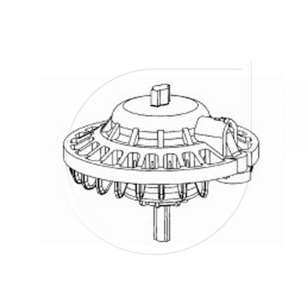 Fußventil für 900 / 950 E / IC