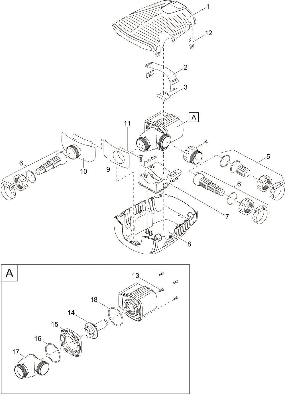 OASE104958-AquaMaxEcoPremium4000