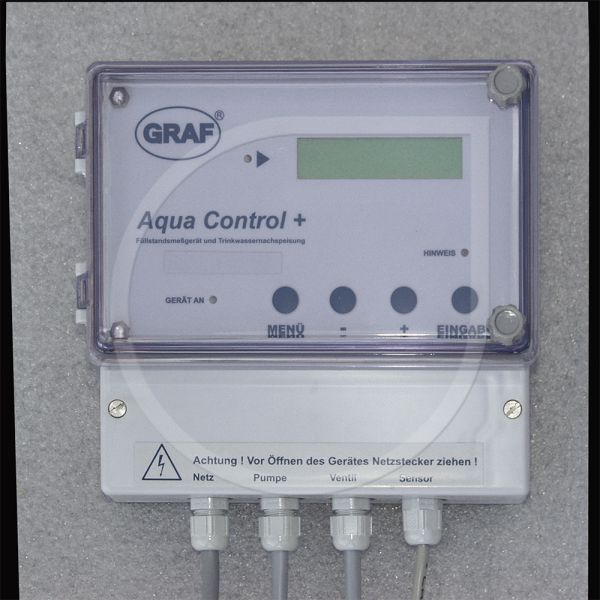 Nachspeiseeinheit Aqua Control+
