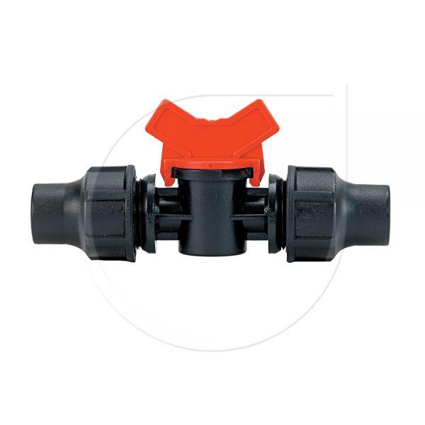 Lock Type Kugelhahn 16/17mm x 16/17mm