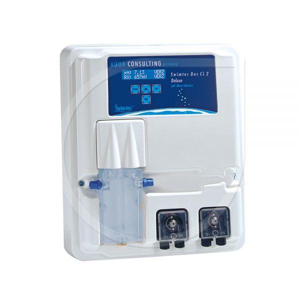 Aqua Consulting DOS CL 2 Deluxe / pH- & Chlor Dosieranlage
