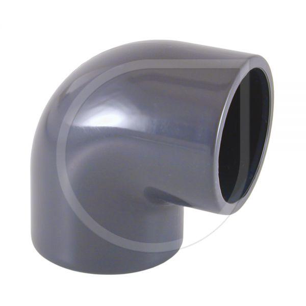 PVC Winkel 90° I/I