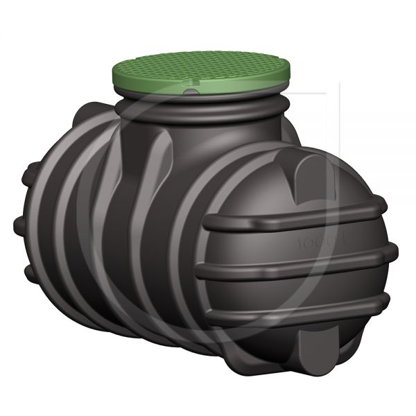 Erdtank 1.000 Liter