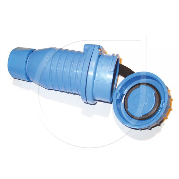 Wasserdichte SchuKo-Kupplung