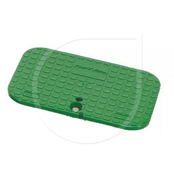 Ersatzdeckel (Grün) für Ventilboxen Typ VBA