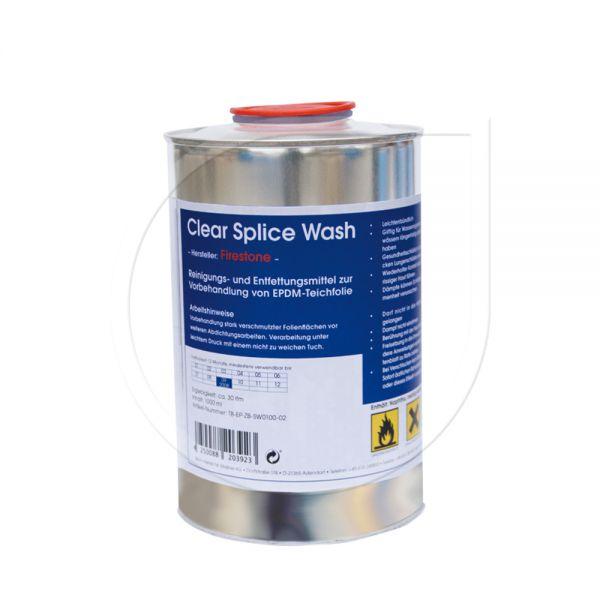 Reiniger, Clear Splice Wash, 1 Liter