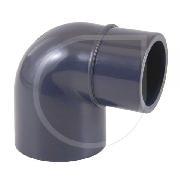 PVC Winkel 90° I/A