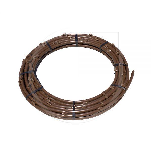 QF Kopfleitung Ø25mm - 30 cm Abstand